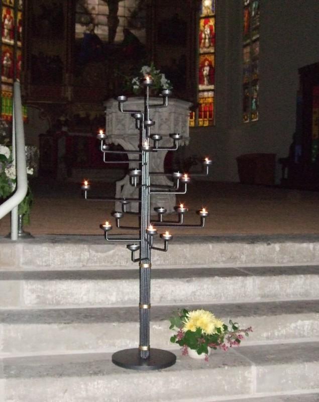 Kerzenleuchter St. Aegidien Oschatz