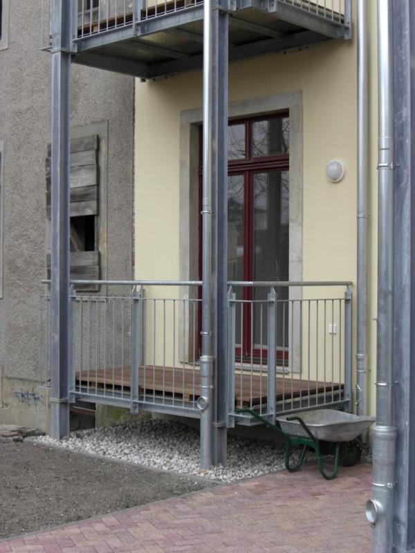 Balkonanlage Gottfried-Keller-Str. Dresden
