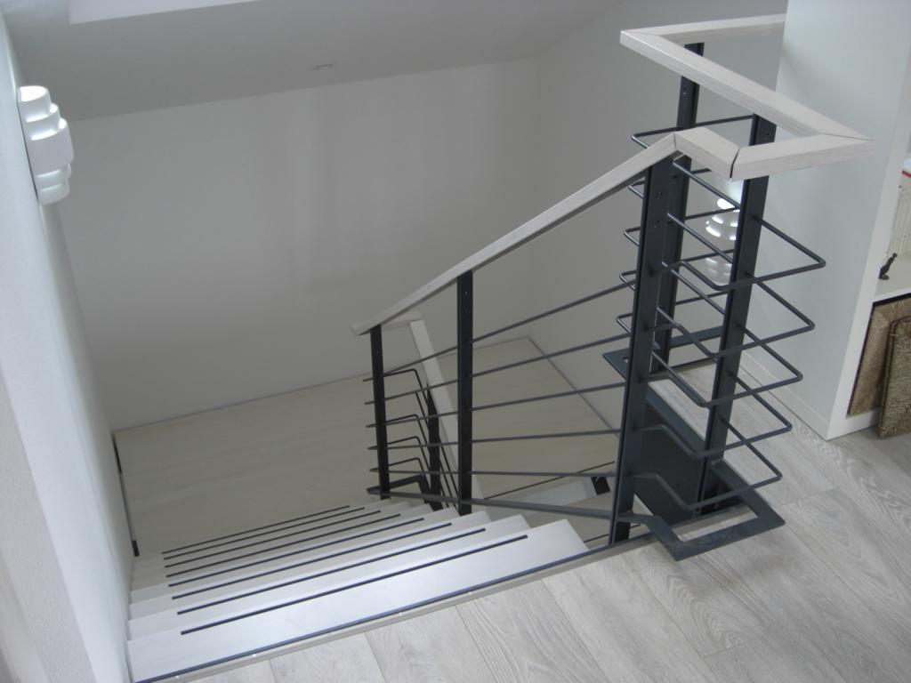 Treppenkonstruktion & Treppengeländer in Nossen